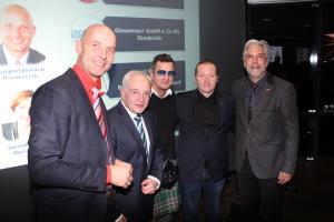 Joey Kelly mit John und Freunden der Handwerkskammer Osnabrück