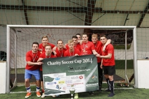 Sieger Charity Soccer Cup 2014