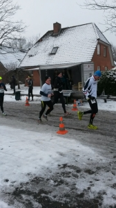 50 km Winterlauf in Oldendorf - Andreas Crocoll