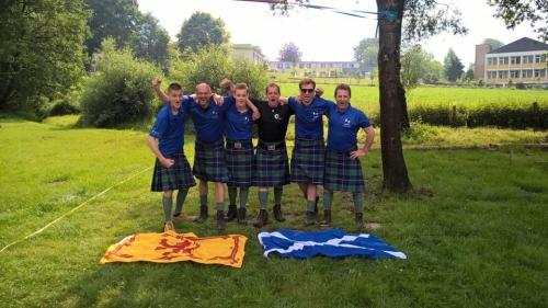 Highland Games Team