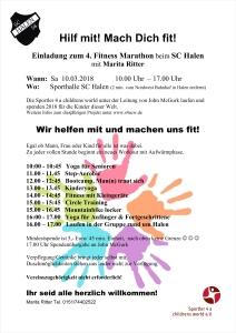 4. Fitness Marathon 2018