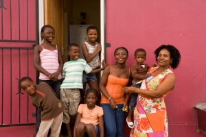 SOS Kinderdörfer Südafrika